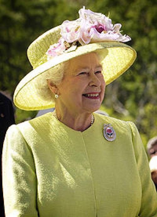 اعتذار للملكة إليزابيث