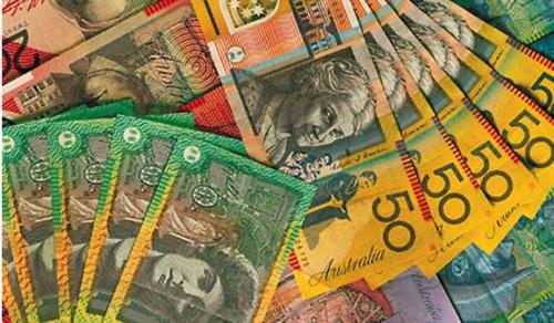 ارتفاع (الأسترالي / دولار) بسبب زيادة التفاؤل وارتفاع ثقة الأعمال