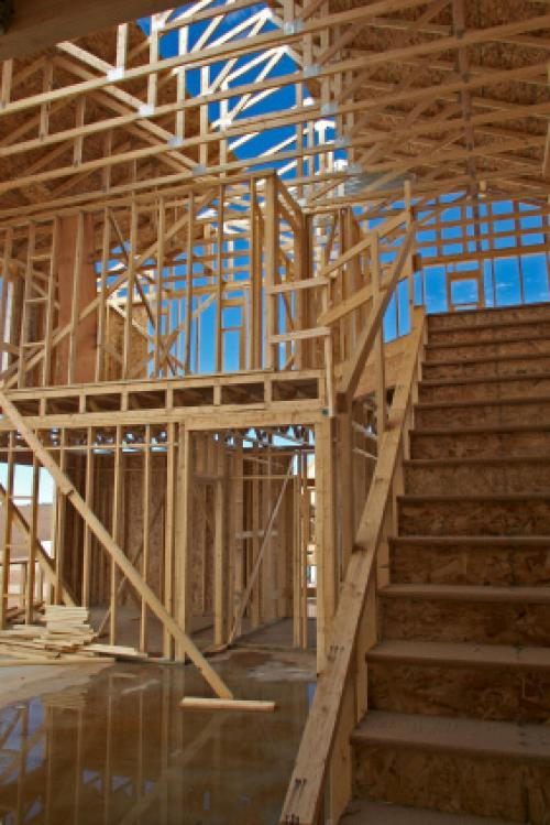 تصاريح البناء الأمريكية و تراجع في يوليو