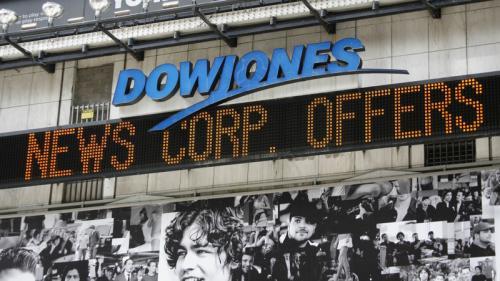 الداو جونز هو الرابح الأكبر  في أعقاب إغلاق أسواق الأسهم الأمريكية على حالة من الثبات