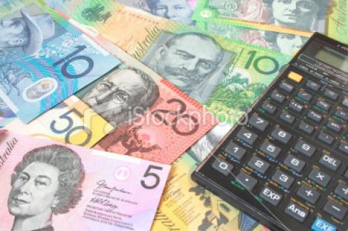 ائتمان القطاع الخاص الأسترالي وتحسن طفيف