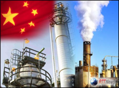 البيانات الصينية تشير في مجملها إلى تحسن يتصدرها الإنتاج الصناعي