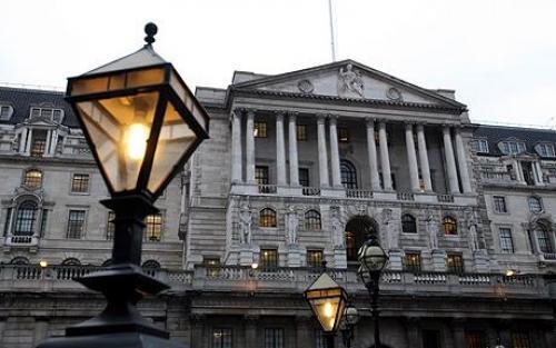 نتائج اجتماع بنك إنجلترا: ثبات كينج و دايفيد على مبدأ التوسع ببرنامج الأصول