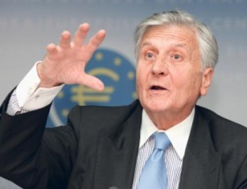 تريشيه يدلي بشهادته أمام اللجنة البرلمانية للاتحاد الأوروبي