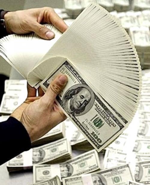 الدولار الأمريكي وارتفاع خلال التعاملات الأمريكية