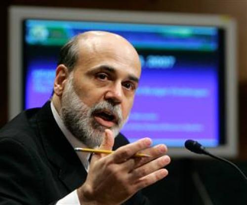 برنانك يطالب بالمزيد من الصلاحيات الرقابية للفيدرالي ومجلس النواب يقاوم هذا الطلب