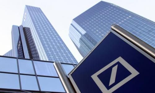 بنك دوتشييه يؤكد الركود انتهى من ألمانيا