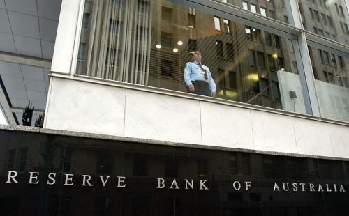 الاحتياطي الأسترالي يشير إلى قرب المزيد من عمليات رفع الفائدة البنكية