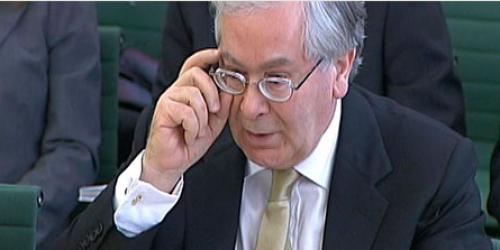 كينج: المملكة المتحدة هي الأكثر تأثراً حتى بعد انتهاء أزمة الاقتصاد العالمي