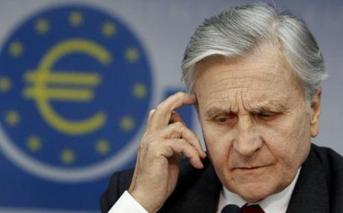 تريشيه يتحدث واليورو يهبط: تراجع المركزي الأوروبي عن تهديداته بسحب التحفيز من الأسواق