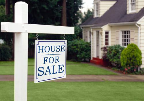 مبيعات المنازل الكائنة وقفزة نوفمبر