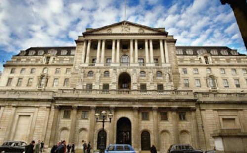 بنك انجلترا : صانعو السياسة النقدية و إجماع على 200 مليار استرليني .