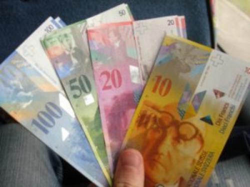 هبوط أسعار المنتجين والواردات السويسرية