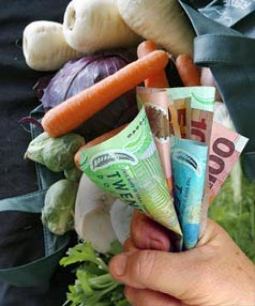 أسعار الغذاء تقود أسعار المستهلك النيوزلندي إلى الهبوط