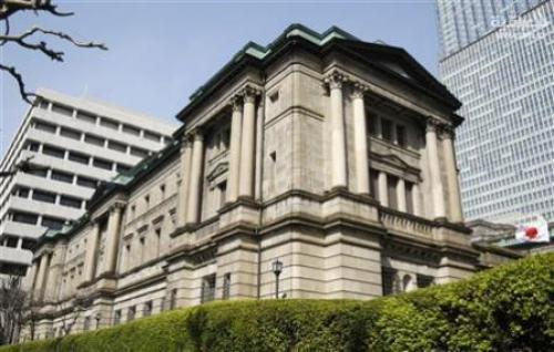 بنك اليابان يحافظ على تطلعاته للأوضاع الاقتصادية