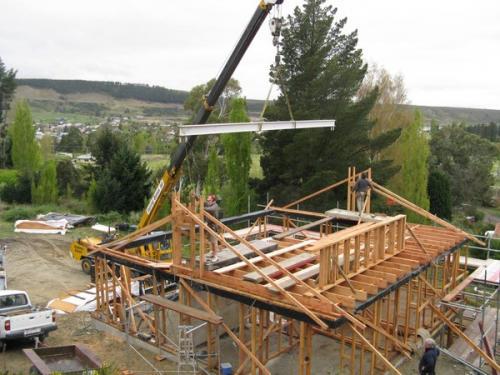 هبوط تصاريح البناء النيوزلندية للمرة الأولى في ستة اشهر