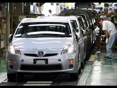 ارتفاع الإنتاج الصناعي الياباني مدفوعًا بالطلب الصيني على المنتج الياباني