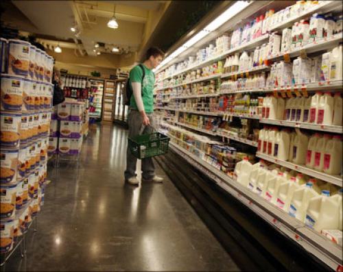 زيادة انفاق المستهلكين الأمريكيين بأبطأ وتيرة منذ سبتمبر