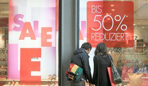 مبيعات التجزئة الألمانية وقراءة أفضل رغم استمرار تدهور الإنفاق