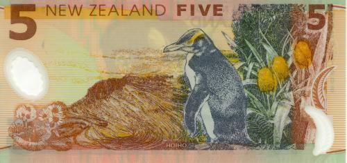 انزلاق الدولار النيوزيلاندي مقابل منافسيه