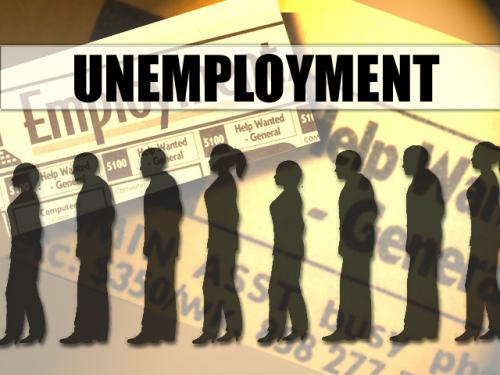 إعانات البطالة الإسبوعية على غير المتوقع