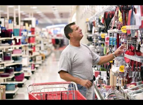 مبيعات التجزئة الأمريكية تتخطى التوقعات