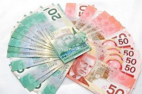 الدولار الكندي بدأ في الاستفادة من خسائر الدولار الأمريكي