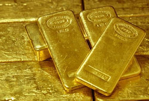 الذهب يتراجع في ضوء تحسن البيانات الاقتصادية العالمية