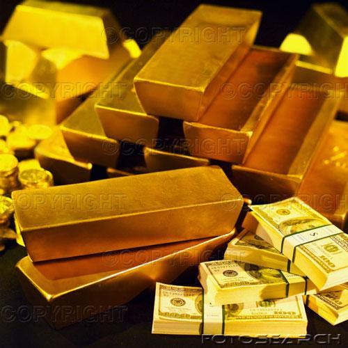 الذهب لا زال عند مستويات مرتفعة رغم ارتفاع الدولار