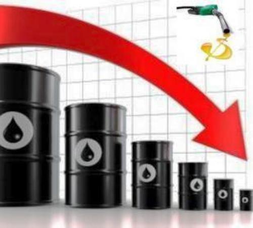أسعار النفط الخام في هبوط قبيل إصدار تقرير المخزونات