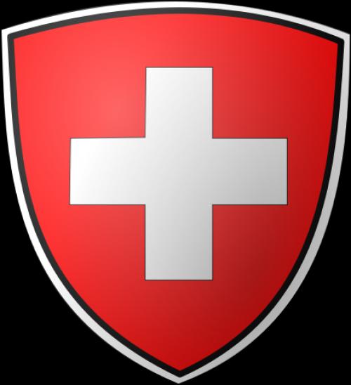 الفرنك السويسري يتراجع مقابل منافسيه