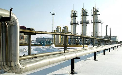 مخزونات الغاز الطبيعي تنخفض بما يتجاوز 3%.