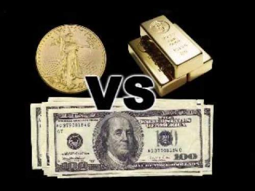 ضعف الدولار يعمل على ارتفاع الذهب فوق 13335