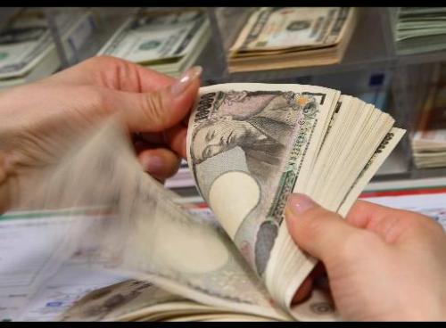 (الدولار / ين) يستمر في التراجع تحت مستوى 81.00