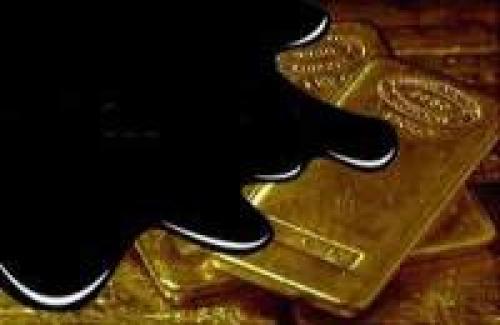 ارتفاع الذهب والنفط الخام مع هبوط الدولار
