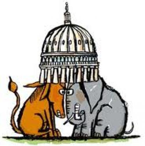 الجمهوريون على شفا تحقيق فوز ساحق انتخابات التجديد النصفي بمجلس النواب