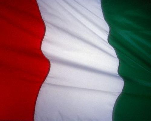 الإنتاج الصناعي الإيطالي يدخل المنطقة الحمراء