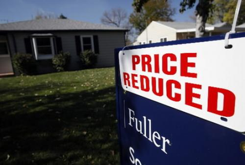 تراجع حاد في مبيعات المنازل الكائنة بالولايات المتحدة