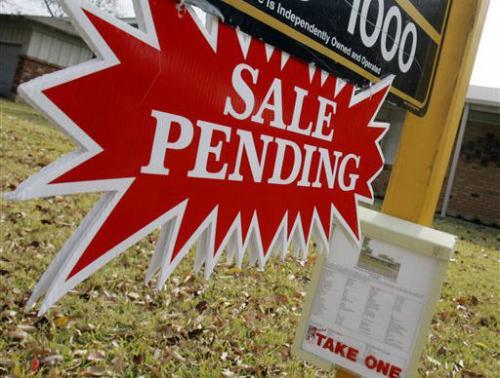 ارتفاع مبيعات المنازل المعلقة على حساب الدولار الأمريكي