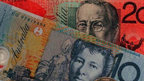 تراجع الدولار الأسترالي بعد انتهاء عمليات الشراء