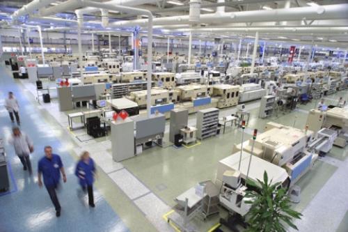 الإنتاج التصنيعي الفرنسي يعاني هبوطًا غير متوقعًا