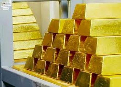 العقود الآجلة للذهب تهبط إلى أدنى مستوى لها في 3 شهور