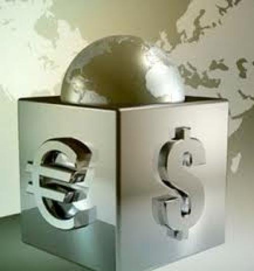 تراجع اليورو أمام الدولار الأمريكي