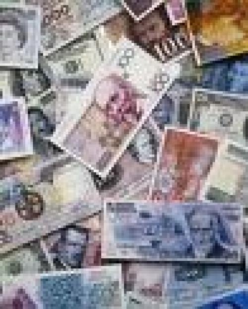 استمرار تراجع اليورو أمام الين الياباني
