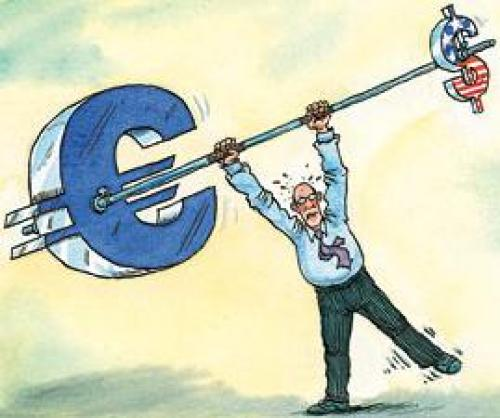 اليورو يتراجع والدولار يرتفع...