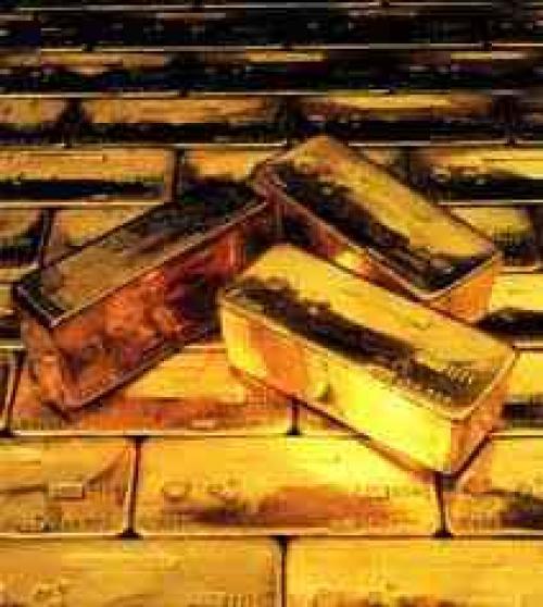 احتواء هبوط الذهب عند  1,600دولار ليرتد مرتفعًا إلى  1,620 دولار