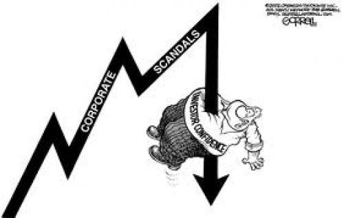 هبوط مؤشر سينتكس لثقة المستثمر
