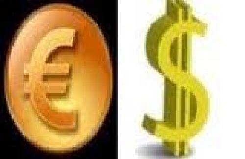 توقف هبوط زوج يورو/ دولار نظرًا لارتفاع المؤشرات الألمانية