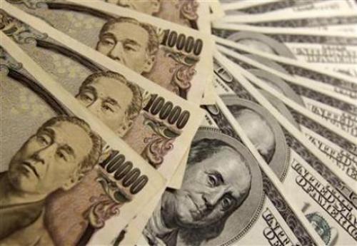 استمرار التداول على زوج (الدولار/ ين) داخل نطاق ضيق