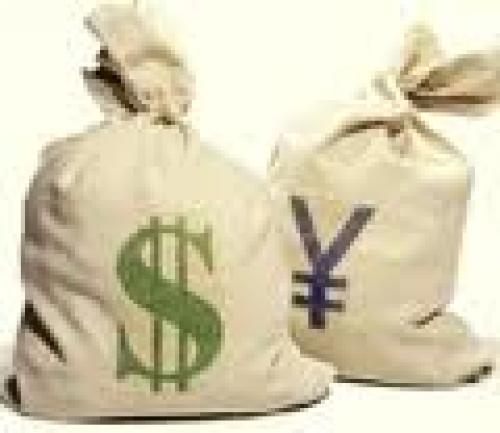 تراجع الدولار الأمريكي أمام الين الياباني
